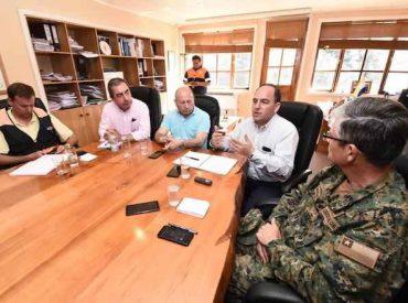 Gobierno declaró estado de excepción en Mariquina y Panguipulli para reforzar combate de incendios forestales