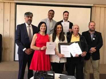 Acuerdo de Producción Limpia fortalecerá la producción y comercialización de berries en La Araucanía