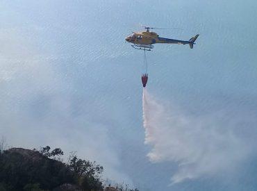 Gobierno interpone querellas contra quienes resulten responsables por incendios forestales en Aysén