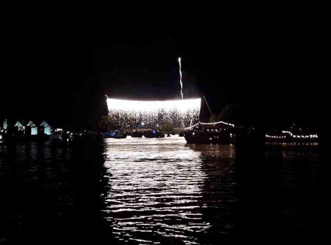 La Noche Valdiviana se posiciona como destino turístico preferido para despedir el verano en el sur de Chile