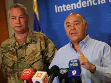 Autoridades anuncian medidas de seguridad para resguardar a brigadistas forestales en Arauco