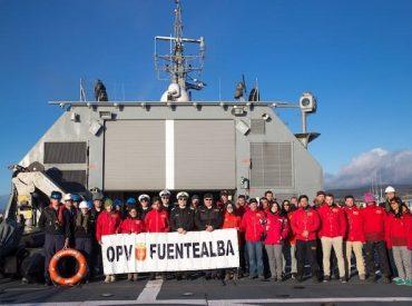 Expedición Científica Antártica espera alcanzar círculo polar en buque Marinero Fuentealba