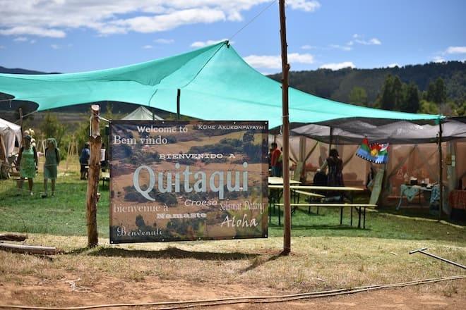 Se inauguró la segunda Feria de los Humedales en Quitaqui – Tambillo
