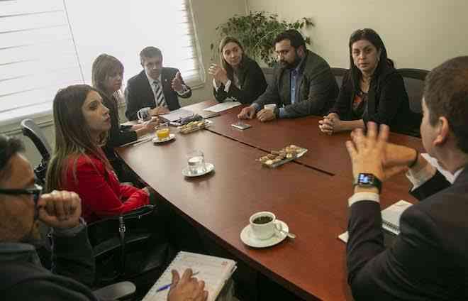 Autoridades de la Región del Biobío y PDI se reúnen para analizar casos regionales vinculados a plataforma Nido.org