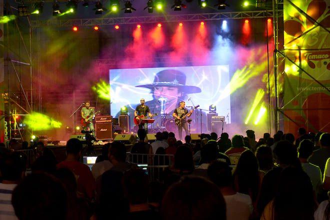 """Este fin de semana será la segunda versión del festival """"Rock and Beer"""" en el Estadio Germán Becker"""