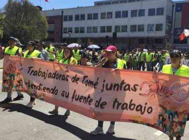 Trabajadores Pesqueros van poruna Plataforma Social: próxima semana consensuarán propuesta que presentarán al gobierno