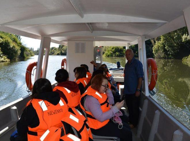 """Juan Pallares, consultor turístico español: """"El Humedal del Río Cruces será un destino de nivel internacional"""""""
