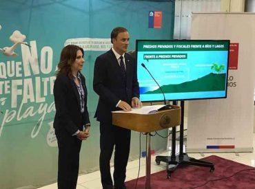 """Ministro Ward y caso Lago Ranco: """"Las denunciantes estaban en un Bien Nacional de Uso Público"""""""
