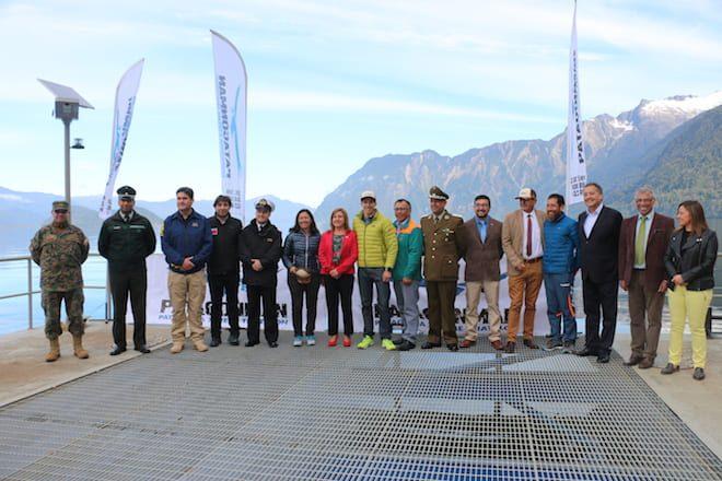 Gobierno y organizadores del Patagonman lanzaron segunda versión del triatlón más extremo del mundo