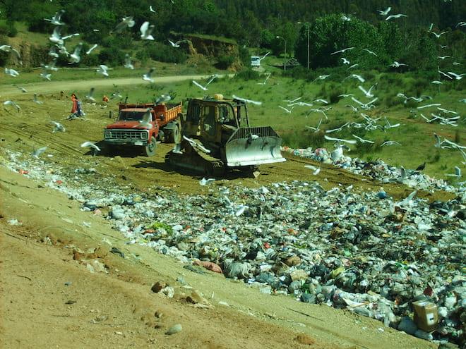 Alcalde Sabat destacó anuncio presidencial sobre relleno y planta de reciclaje