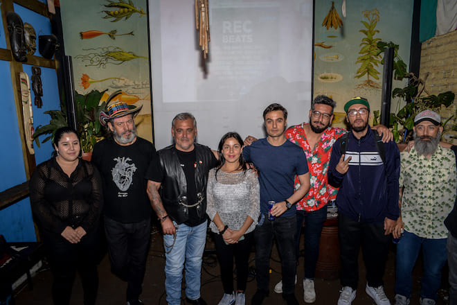 Concepción: con presentaciones de DJs se entregó el Line Up de REC Beats