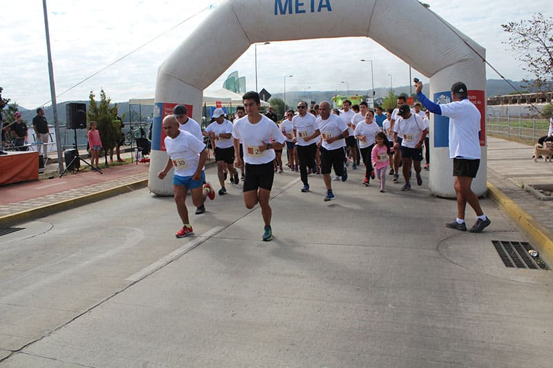 Santo Tomas Valdivia realizará hoy 2da Corrida Familiar