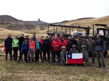 Novena expedición confirma el extraordinario valor paleontológico de Cerro Guido