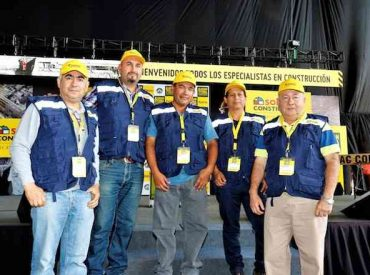 Cinco trabajadores disputan ser el Mejor Maestro de la construcción