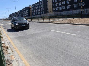 Inauguran 7,7 kilómetros de la nueva ruta Costanera Mar en San Pedro de la Paz