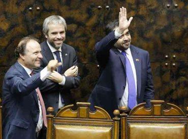 """Alfonso De Urresti, vicepresidente del Senado: """"El parlamento debe incluir la visión de regiones"""""""