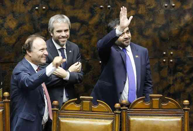Alfonso De Urresti, vicepresidente del Senado: «El parlamento debe incluir la visión de regiones»
