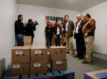 Intendente explica los beneficios que traerá la modernización tributaria a empresas que donen alimentos