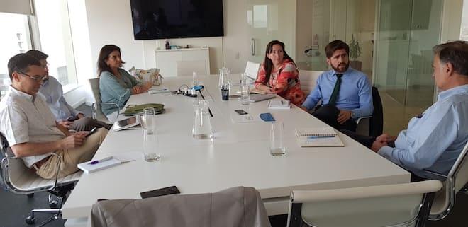 Buscan recursos con inversionistas para proyectos estratégicos de la Región de Los Ríos