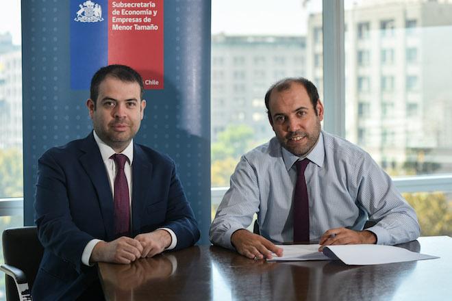 Subsecretaría de Economía firma convenio con entidad alemana para potenciar fiscalización de cooperativas