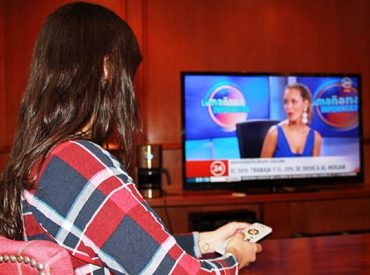 Encuesta CNTV: un 51% de los encuestados dice que la Violencia Contra la Mujer en TV se concentra en series y teleseries