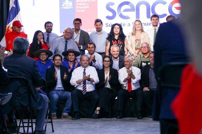 Ministro Monckeberg presenta el nuevo SENCE más transparente, con mejores capacitaciones y enfocado en los trabajos del futuro