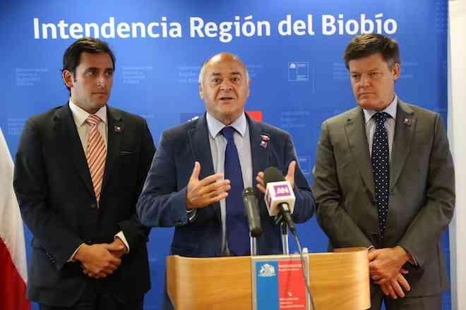 Región del Biobíoafinaúltimos detalles para Apec 2019