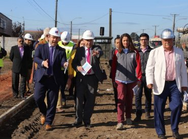 San Pedro de la Paz: obras en terceras pistas de Ruta 160 mitigarán tacos vehiculares en el retorno a clases