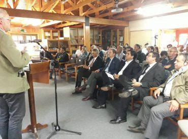 Pequeños y medianos propietarios de la Región del Biobío participaron en seminario sobre asociatividad
