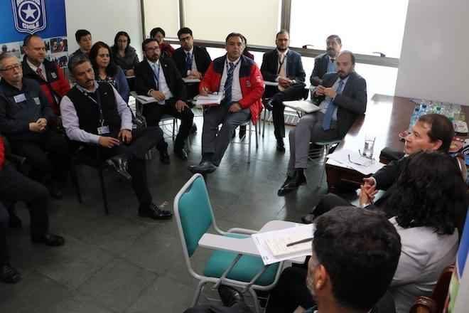 Aduanas se prepara para APEC en Puerto Varas e incentiva participación de actores públicos y privados