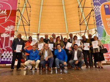 Ministro Monckeberg anuncia ampliación de subsidio para viviendas en zonas saturadas de contaminación en La Araucanía
