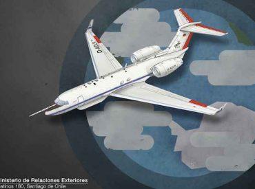 Avión laboratorio alemán ofrece oportunidad de colaboración a investigadores de Chile y Argentina