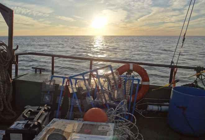 Científicos realizan importantes experimentos en Canal de Chacao y Estrecho de Magallanes
