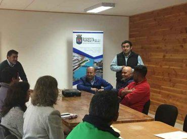 Municipio iniciará segunda etapa para el retiro de cables en desuso en el sector céntrico de Panguipulli
