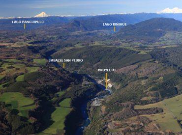 Alcalde de Panguipulli reitera su rechazo al proyecto hidroeléctrico San Pedro