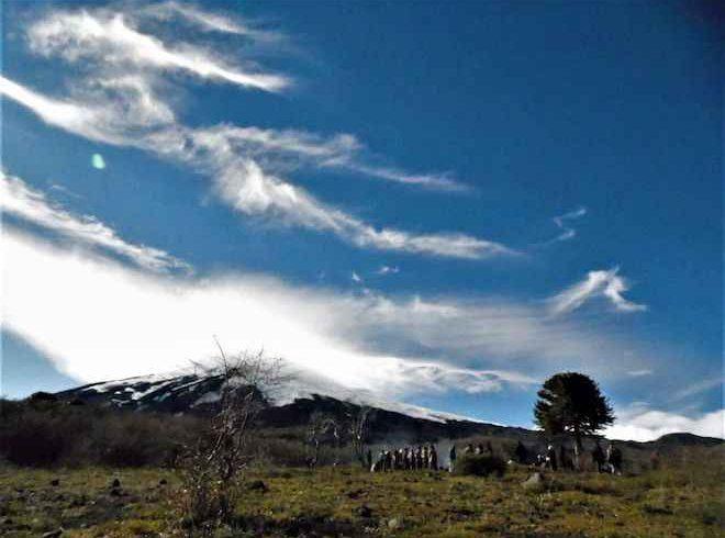 Comunidades mapuches rechazan e impugnan concesiones turísticas en Parque Nacional Villarrica