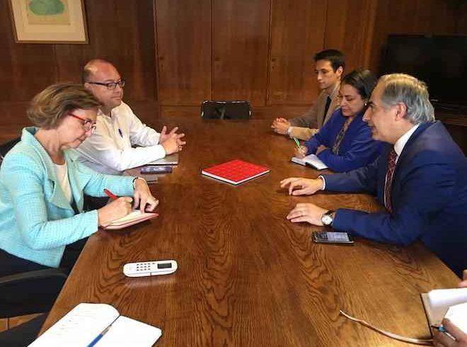 Confirman que plan estratégico de transporte en Concepción contempla la incorporación del metro