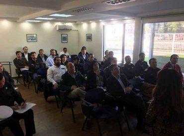 COMLOG y Comité Portuario de Coordinación de Servicios Públicos conocieron avances del proyecto de Ventanilla Única Marítima y Zarpe electrónico