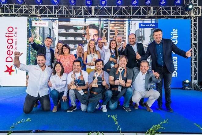 Empresarias locales obtuvieron primeros lugares en concurso Desafío Emprendedor