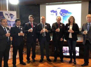 Productores, empresas auspiciadoras y autoridades de Osorno participan en el lanzamiento oficial del 8° Congreso Chilelacteo 2019