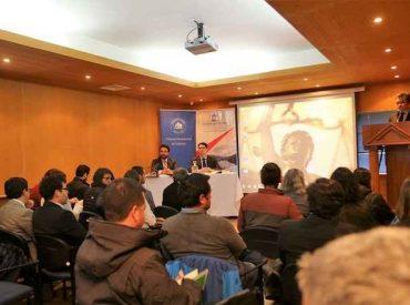 Comunidad jurídica, científica e indígena reflexionaron en Valdivia sobre la legislación en materia ambiental
