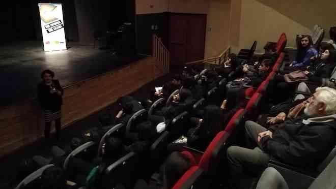Todo un éxito primera charla de divulgación científica en la corporación cultural municipal de Coyhaique