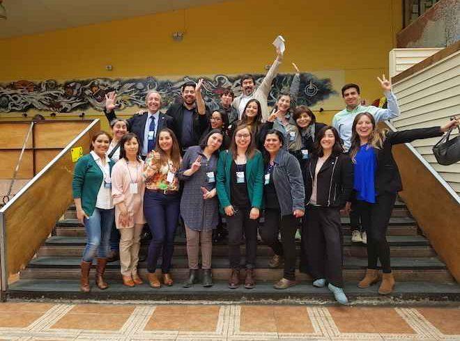 Comité Regional de Educación Ambiental se suma al Basura Challenge en Parque Chabunco
