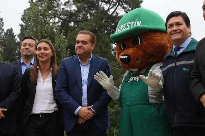 Autoridades de la región conmemoraron Día de la Tierra en la Reserva Nacional Nonguén con miras a transformarla en parque nacional