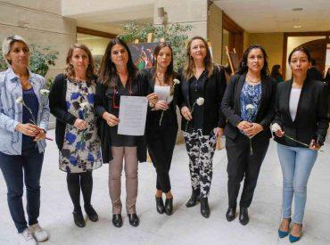 Diputadas Muñoz y Ossandon (RN) piden al Gobierno reactivar proyecto de Tobilleras Electrónicas en casos de VIF