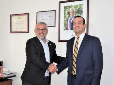 Javier Ramos Asenjo es el nuevo coordinador regional de la Superintendencia de Insolvencia y Reemprendimiento del Bío Bío