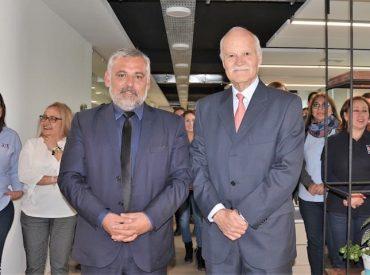 Seremi de Economía presentó a nuevo director del Instituto Nacional de Estadísticas de la Región del Biobío, Horacio Galaz Enríquez