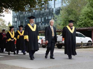 Valdivia: UACh inaugura Año Académico 2019 e inicia celebraciones de 65° Aniversario