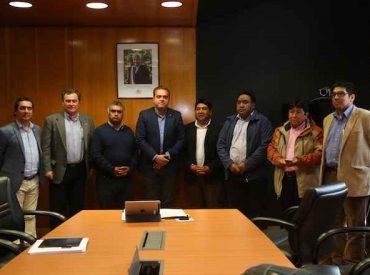 Intendente anunció la creación de mesa de diálogo junto a comunidades indígenas del Lago Lleu-Lleu