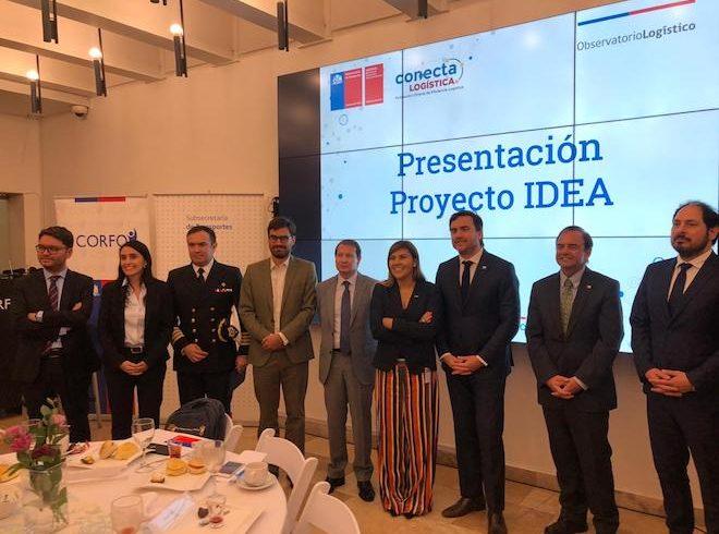 Aduanas tiene rol clave en Proyecto IDEA que unifica datos del comercio exterior